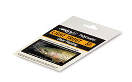 EXTRA SUPER FAST SINKING 6.1 in//sec AIRFLO Polyleader LIGHT TROUT 5ft 1,50 Mtr